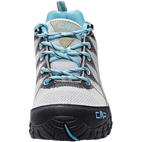 CMP Campagnolo Tauri Low WP - Chaussures Femme - gris/turquoise